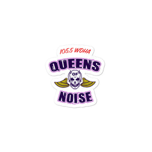 Queens of Noise Sticker