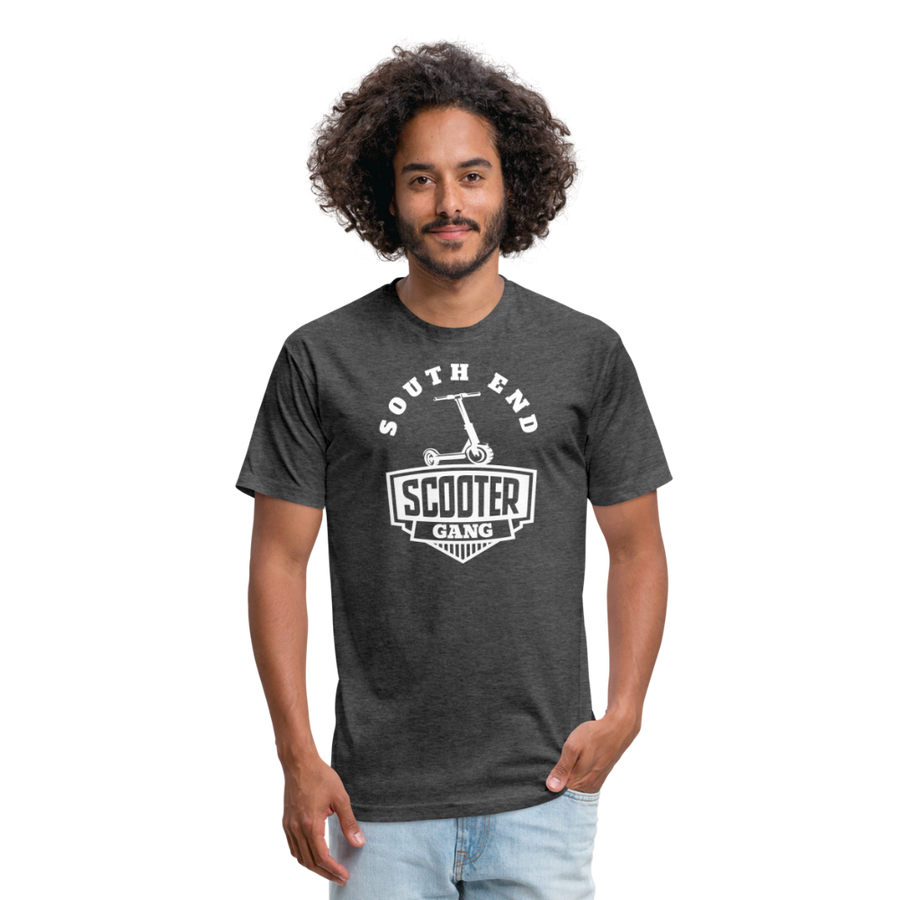 Southend Scooter T-shirt - heather black