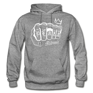 Plaza Hoodie - graphite heather