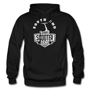 Southend Scooter Hoodie - black