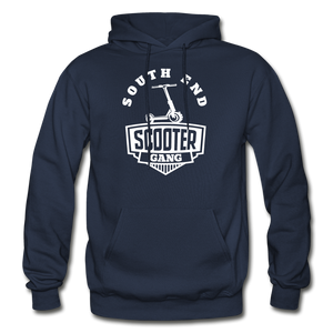 Southend Scooter Hoodie - navy