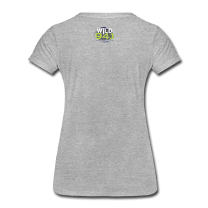 Booty Mix T-shirt - heather gray