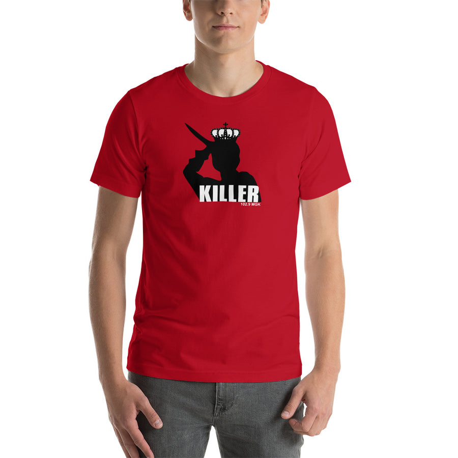 WMGK Queen Killer Unisex T-shirt
