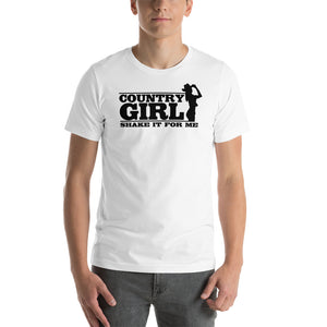 Country Girl Unisex T-shirt