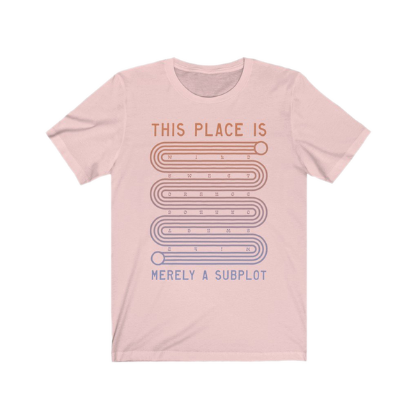Merely a Subplot Tee | 2 Colors