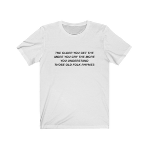 Seeing and Believing Tee
