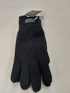 Navy Gloves