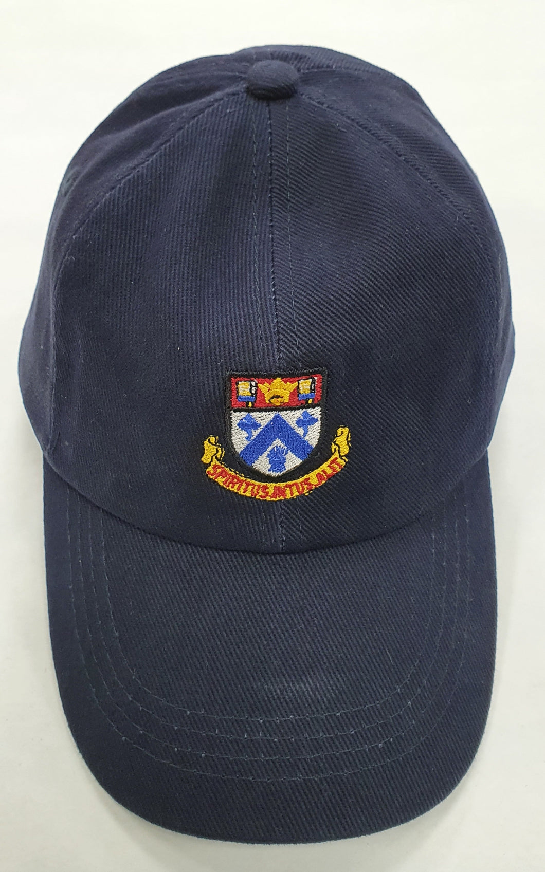 Navy CC Adjustable Baseball Hat (Crested)