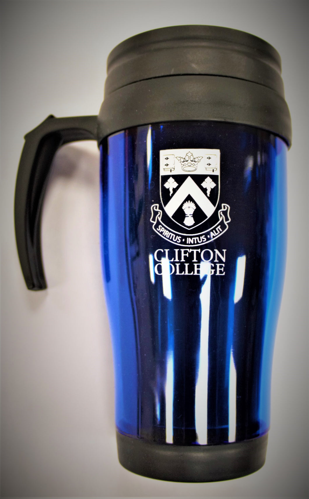 Thermo Mug with Clifton Crest