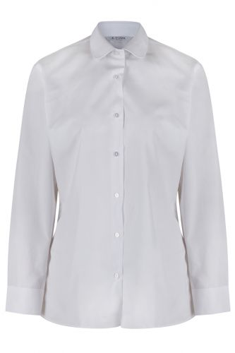 Upper School Girls' White Blouse Twin Pack (Peter Pan Collar)
