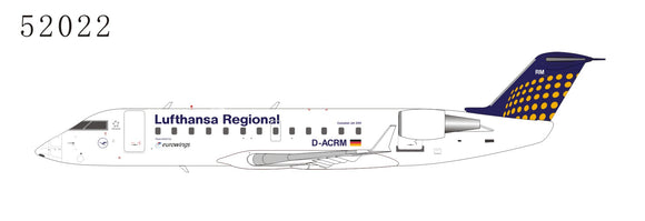 NG52022 - NG Models 1/200 Lufthansa Regional CRJ-100ER (Operated by Eurowings) - D-ACRM