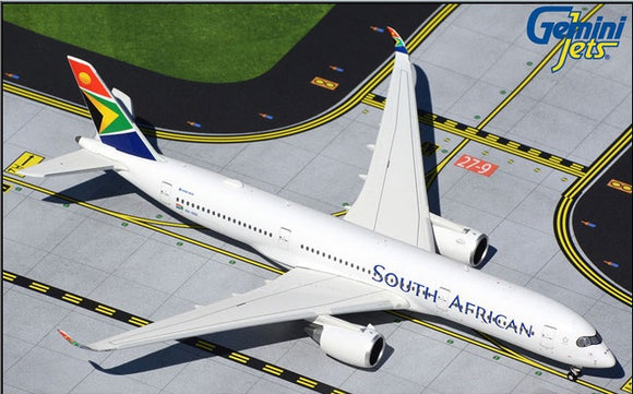 GJSAA1920 - Gemini Jets 1/400 South African Airways Airbus A350-900 - ZS-SDC