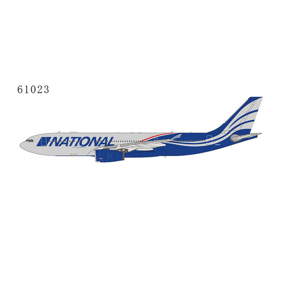 NG61023 - NG Models 1/400 National Airbus A330-200 - N819CA