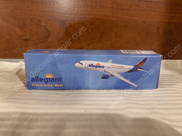Flight Miniatures Allegiant Air Airbus A320 - 1/200 Scale - AAB-32020H-061 - N217NV