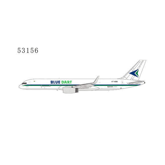 NG53156 - NG Models 1.400 Blue Dart Aviation Boeing 757-200FW - VT-BDB