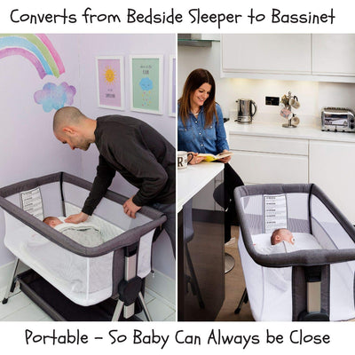 Co-sleeping Crib