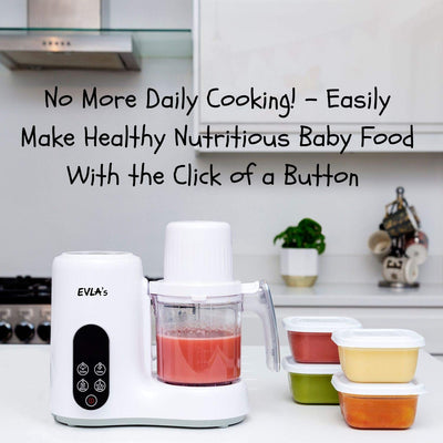 Double Baby Food Maker