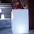 Illuminated bar with double height Sicilia 75