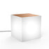Small table Bora with light