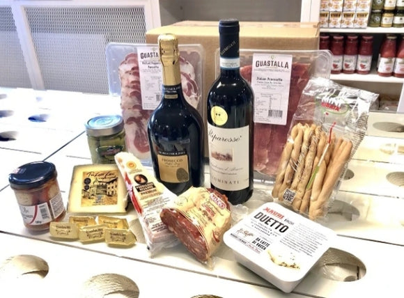 ITALIAN BIRTHDAY GIFT BOX