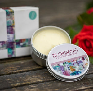 2B Organic: B Cleansed Facial Balm