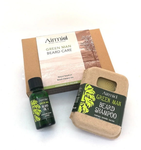 Airmid: Green Man Beard Care