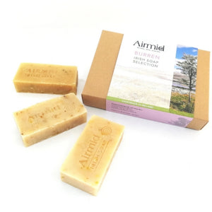 Airmid: Burren Irish Soap Selection