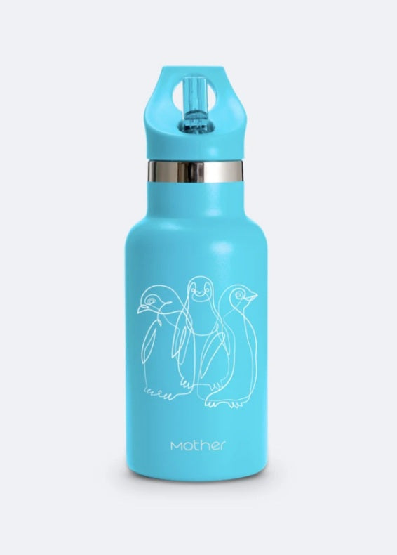 The Whale Kisser Reusable Kids Bottle
