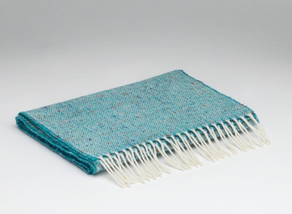 DONEGAL PEACOCK SCARF