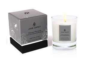 JANE DARCY- Zesty Lemongrass & Bergamot Candle