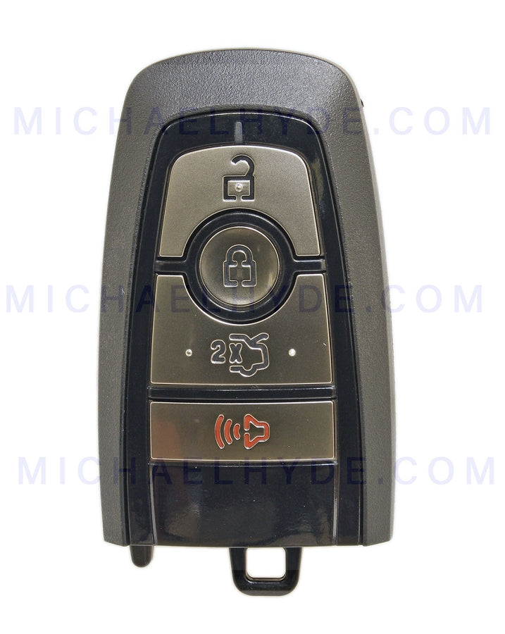 2018 Ford Mustang Cobra Proximity Remote Fob - 5933021 - Strattec - 4 Button - FCC: M3N-A2C931423 - 315 MHz