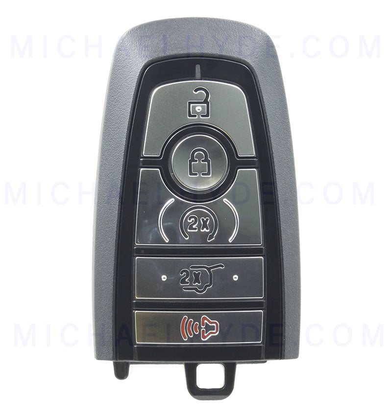 5933985 - Ford Logo 5 Button Gen 5 PEPS Fob (902 MHZ) - 2 Way - FCC: M3N-A2C931426 - Strattec