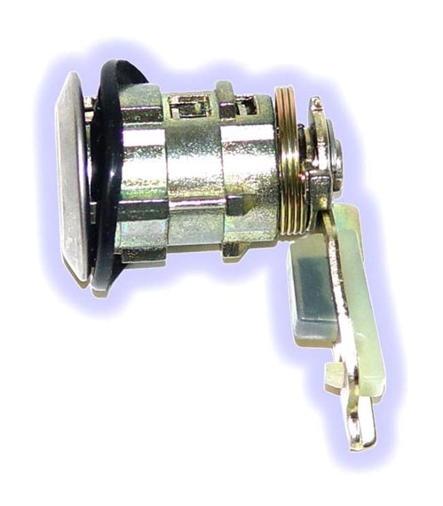 Nissan Rear Lock (Boot, Hatch, Trunk, Deck), Complete Lock with Keys, ASP# B-16-102, B16102