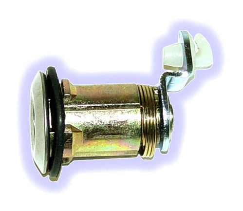 Nissan Rear Lock (Boot, Hatch, Trunk, Deck), Complete Lock with Keys - E and XE sedan, ASP# B-16-117, B16117
