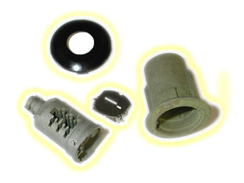 Mercury Rear Lock (Boot, Hatch, Trunk, Deck), Uncoded Lock Part, ASP# B-42-291, B42291