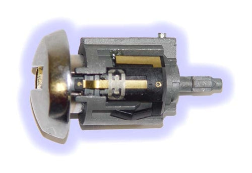 ASP C-42-130, Ignition with Keys, Coded, Ford - Lincoln - Mercury (C42130)