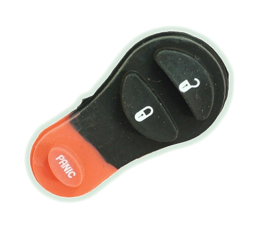 Chrysler - Dodge 3 Button Pad for Remote