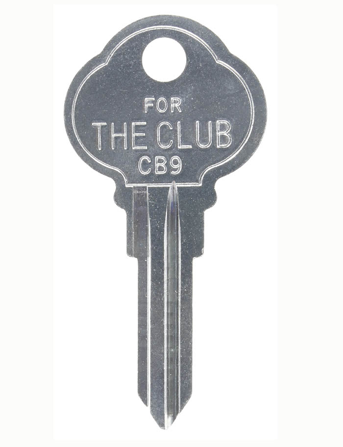 Club 9 - Steering Lock - 10pack