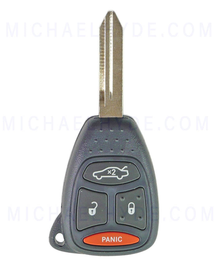 Jeep Grand Cherokee & Commander Remote Key (Factory Original) 05183349AB, 5143446AA - FCC: OHT692714AA