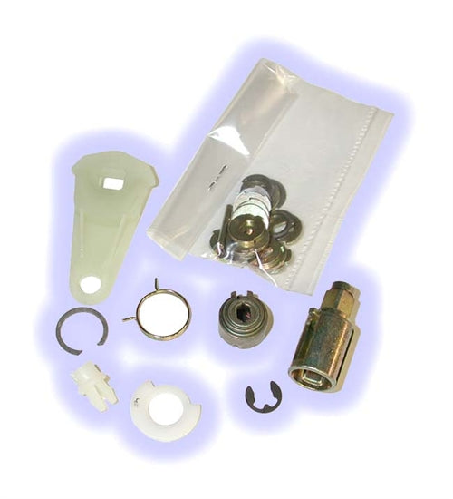 ASP D-14-230, Jaguar Door Lock, Uncoded service pack, Left Hand (D14230)