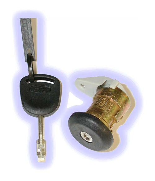 ASP D-18-033, Merkur Scorpio Door Lock, Uncoded service pack Right Hand (D18033)