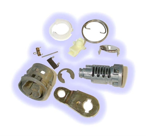 ASP D-19-210, Honda Door Lock, Uncoded service pack including pawl-tailpiece Right Hand (D19210)
