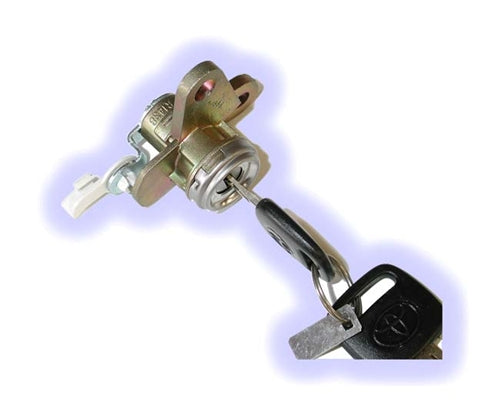 ASP D-30-517, Toyota Door Lock, Complete Lock with Keys, Right Hand (D30517)