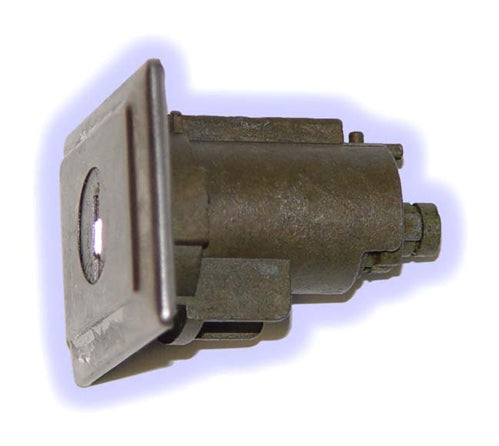 ASP D-42-175, Ford Door Lock, UnCoded Lock with Keys (D42175)