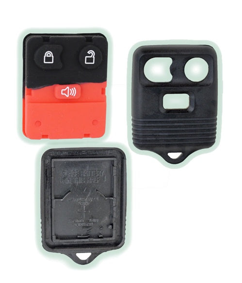 Ford 3 Button Case - Replacement Shell