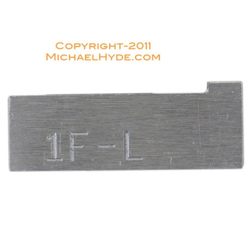 ITL #1F-L  FORD H51, H54 & H60 Replacement Insert