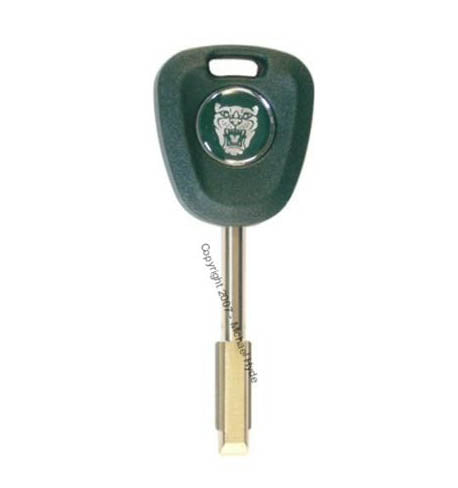Jaguar Factory Valet Chip Key - 8 Cut (Factory Original) HNA-7231AA1