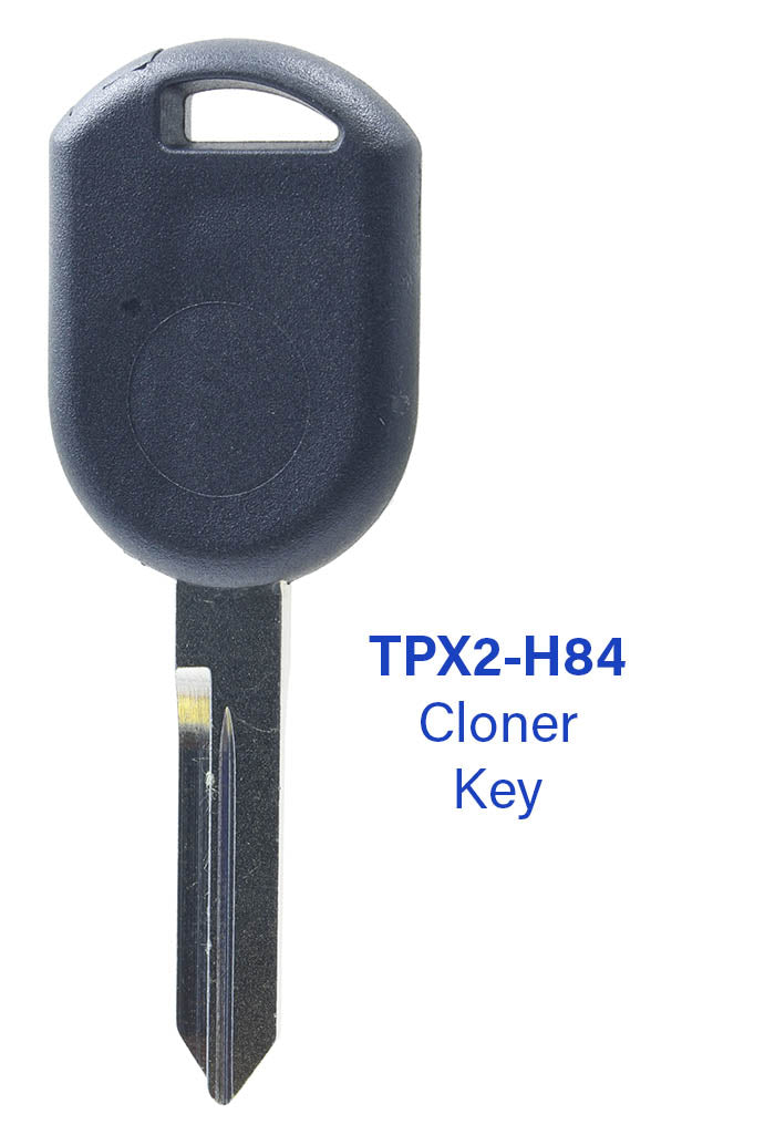 Ford H84-PT or 599114 Cloner Key for Ford 40 bit (4D63) TPX2-FO30D - Compatible with the JMA Cloner Type