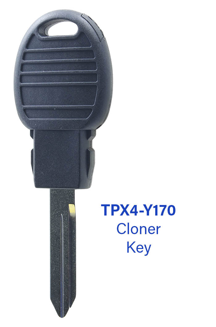 Chrysler FOBIK Y170 POD Cloner Key - Compatible with the JMA Cloner Type TPX4