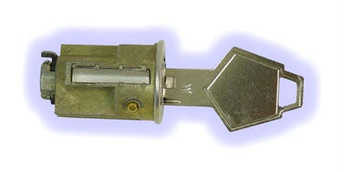 ASP LC1440, Ignition Lock with Keys, Chrysler, Dodge, DeSoto, Packard, Plymouth, Studebaker (LC1440)  LockCraft